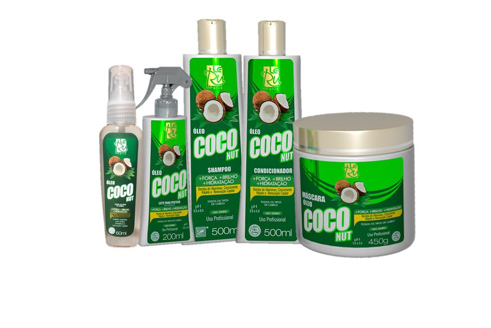 Kit Le Ru Completo Coco Nut