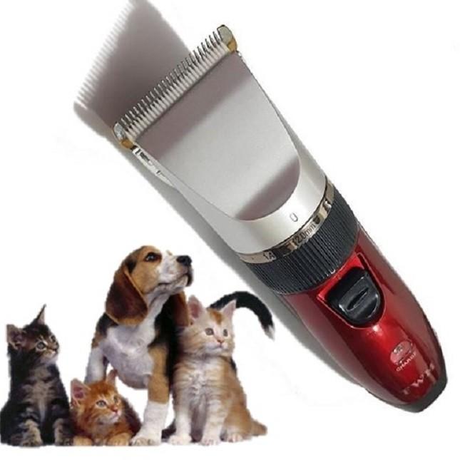 Kit Maquina Profissional De Tosa Cachorro  Pet Clipper RFCD D11
