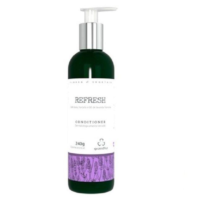 Kit  Refresh Grandha Flores & Vegetais