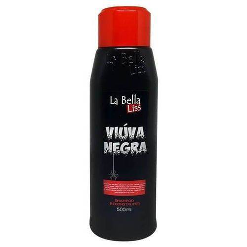 La Bella Liss Viúva Negra Shampoo Reconstrutor 500ml