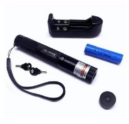 Lanterna Laser Pointer 98000mw