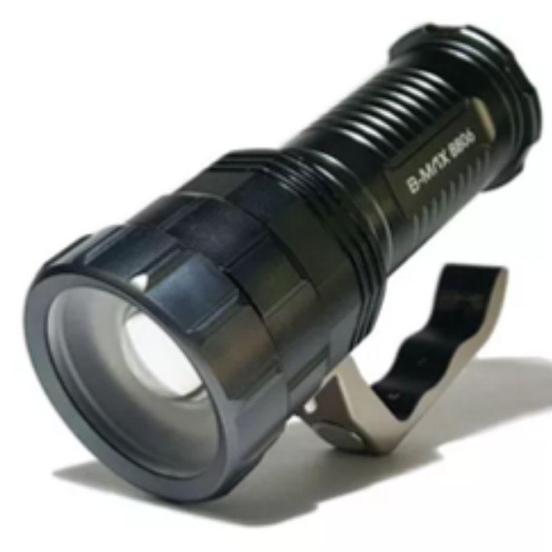 Lanterna recarregável Tatica Led Super Potente Holofote