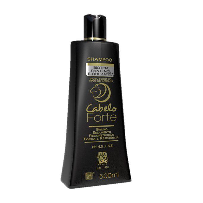 Le Ru Shampoo Cabelo Forte 500ml