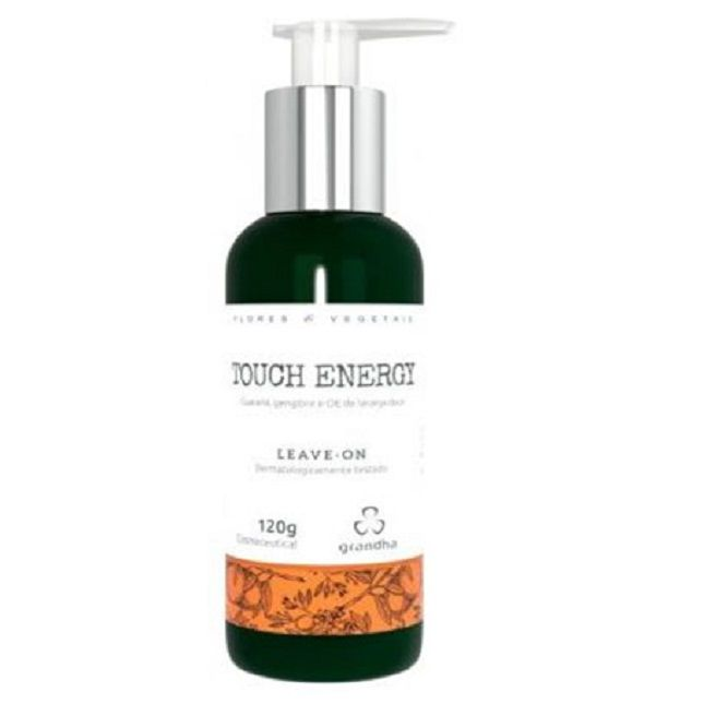 Leave-On Touch Energy Flores e Vegetais Grandha Terapia Capilar 120g