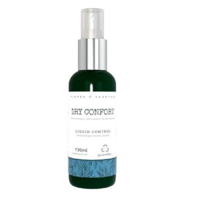Liquid Control Dry Confort Grandha  Flores e Vegetais  130ml