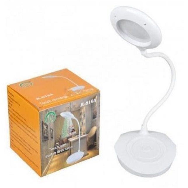 Luminária de Mesa LED Touch Flexível JL-816A