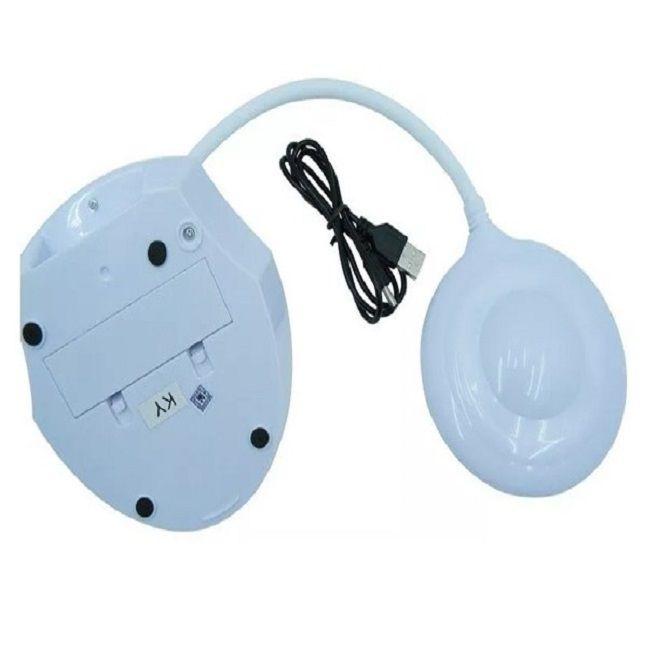 Luminária de Mesa LED Touch Recarregável JL-816A