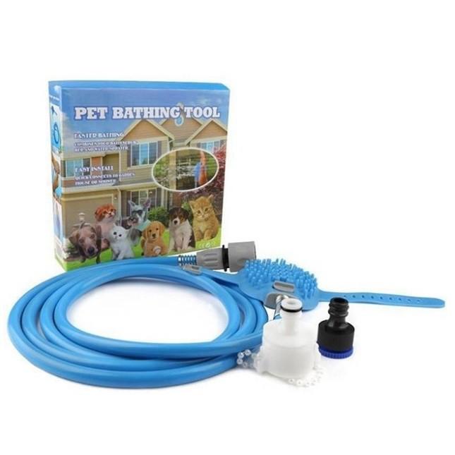 Mangueira  para Banho Pets Cachorro Gato
