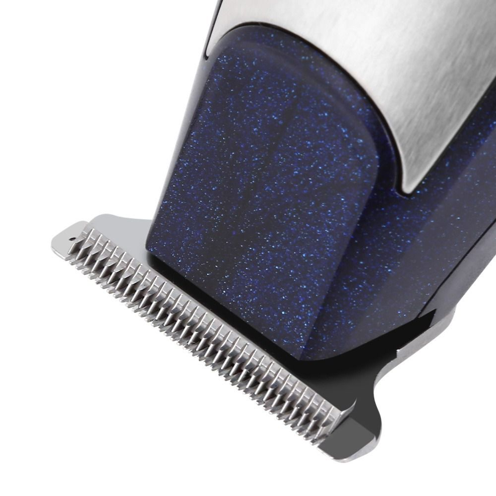 Máquina De Cortar Cabelo Barbear 110V Kemei Km-5021