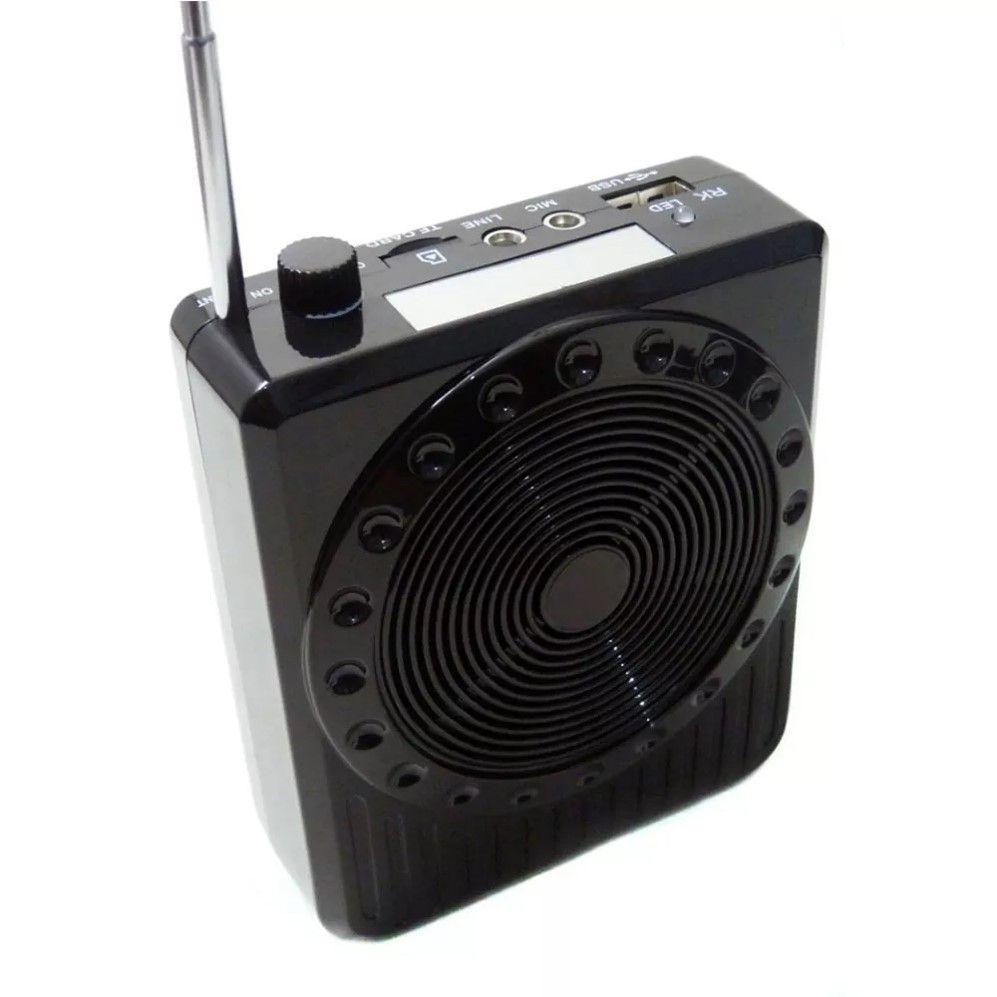 Microfone Professor Megafone Amplificador de Voz