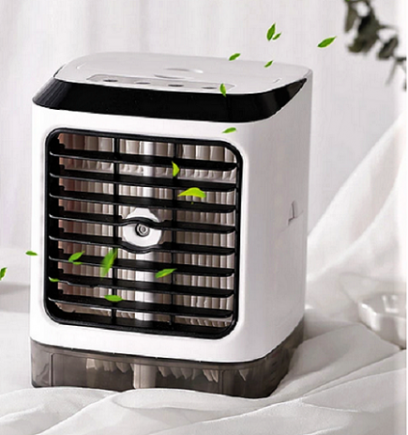 Mini Ar e Climatizador Portátil