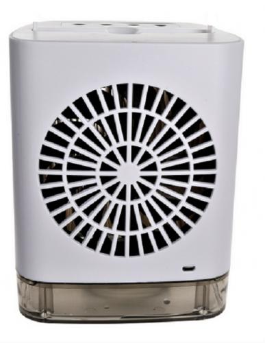 Mini Ar Portátil Umidificador Climatizador