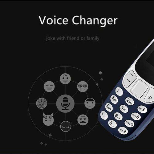 Mini Celular Fone e Bluetooth Desbloqueado Gt Star Bm 10