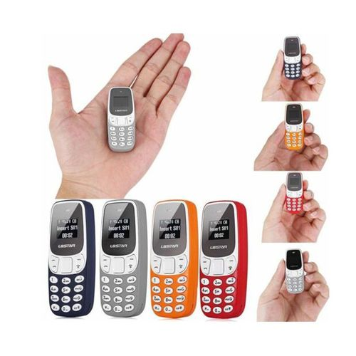 Mini Celular P Idosos Fone e Bluetooth Desbloqueado Gt Star Bm 10