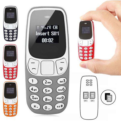 Mini Celular P Idosos Fone e Bluetooth Gt Star Bm 10