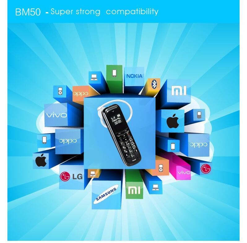 Mini Celular para idosos Fone e Bluetooth Gt Star Bm 50 Preto