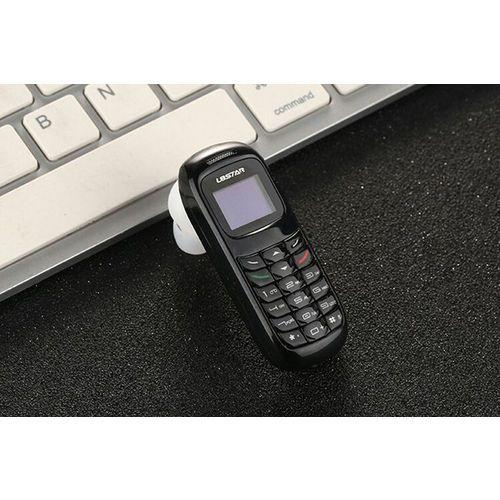 Mini Celular para idosos Fone e Bluetooth Gt Star Bm 70 Preto