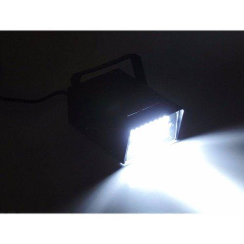 Strobo De Led 35w 24 Leds Iluminação 110v