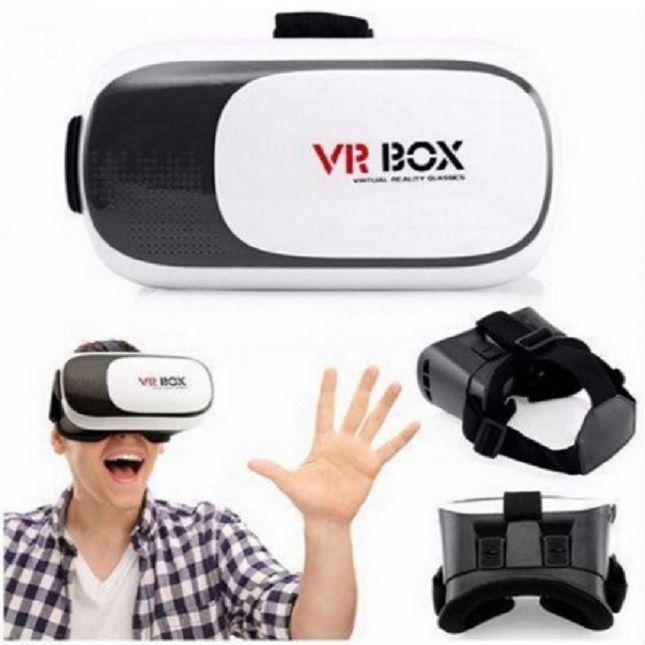 Óculos Vr Box 2.0  3D + Controle