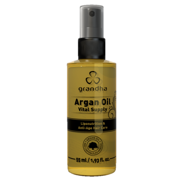 Grandha Óleo de Argan Vital Supply 55ml