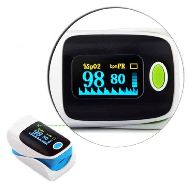 Oxímetro Digital Medidor de Saturação Sanguínea