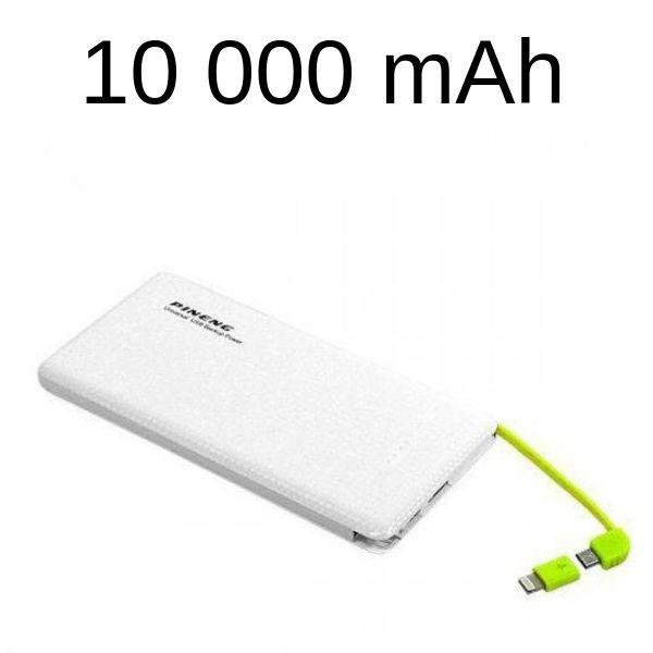 Power Bank Slim Carregador Portátil Pineng  10.000 Mah