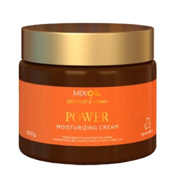 Power Moisturizing Grandha Coconut & Argan Cream 300g