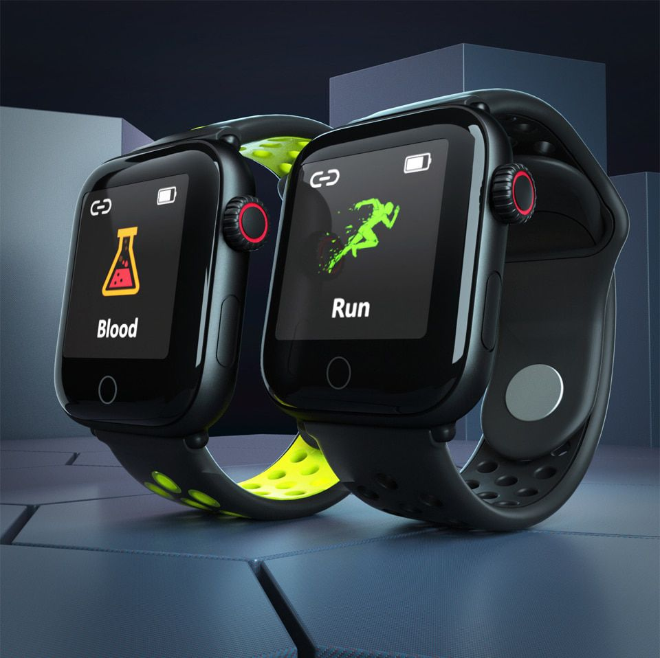 Pulseira Smartband Z7 Monitor Coração e  Pressão M Sport IOS E Android Mulher Homem e Criança Relógio Prata