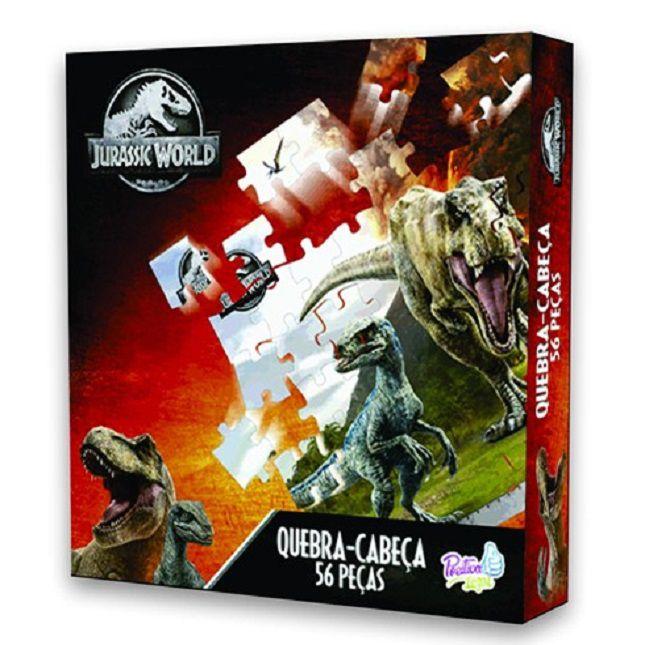 Quebra Cabeça Universal Jurassic Word