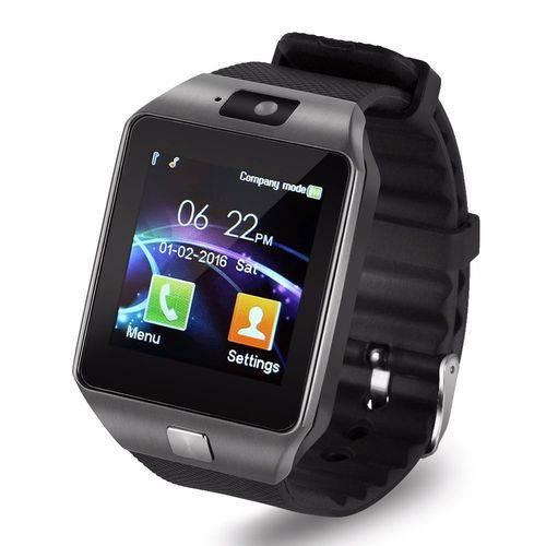 Relógio Dz09 Smart  Smartwatch WhatsApp p/ Android FULL