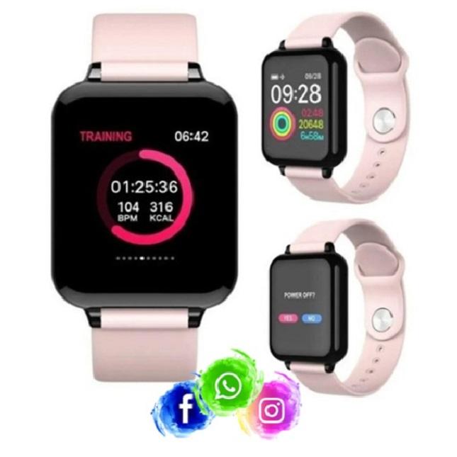 Relogio Inteligente Smartwatch B57 Bluetooth
