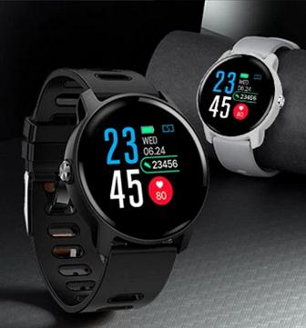 Relógio Inteligente SmartWatch W8 Facebook Instagran Whats  notificações