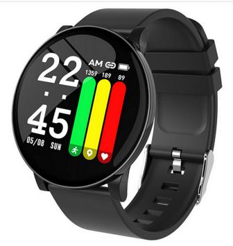 Relógio Inteligente SmartWatch W8 Facebook Whats Instagran notificações