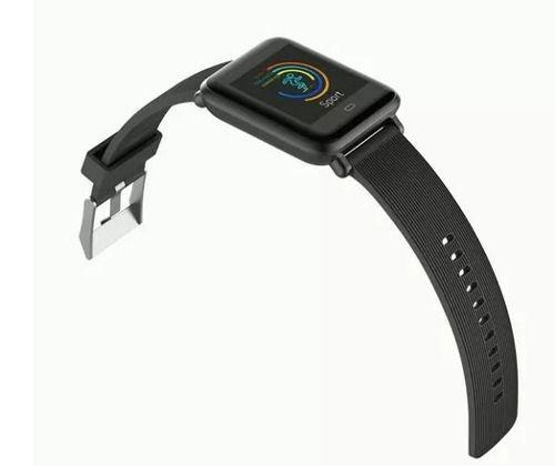 Relógio Q9 Monitor Cardíaco Pressão GPS Inteligente Smartband  Smart Bracelete FULL