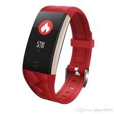 Relogio Pulseira Bracelete Inteligente SmartWatch  T20  Plus Android e IOS Vermelho