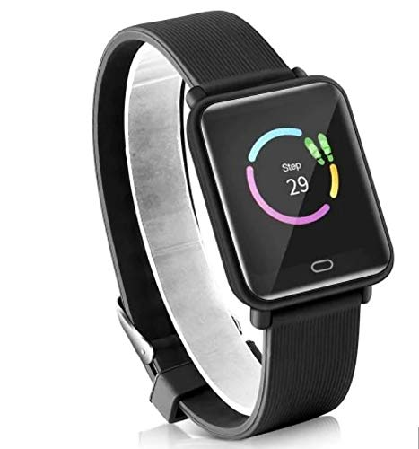 Relógio Pulseira Inteligente Smartband Smart Bracelete Q9 Monitor Cardíaco