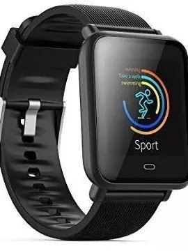 Relógio Pulseira Q9 Inteligente Smartband Smart Bracelete Monitor Cardíaco