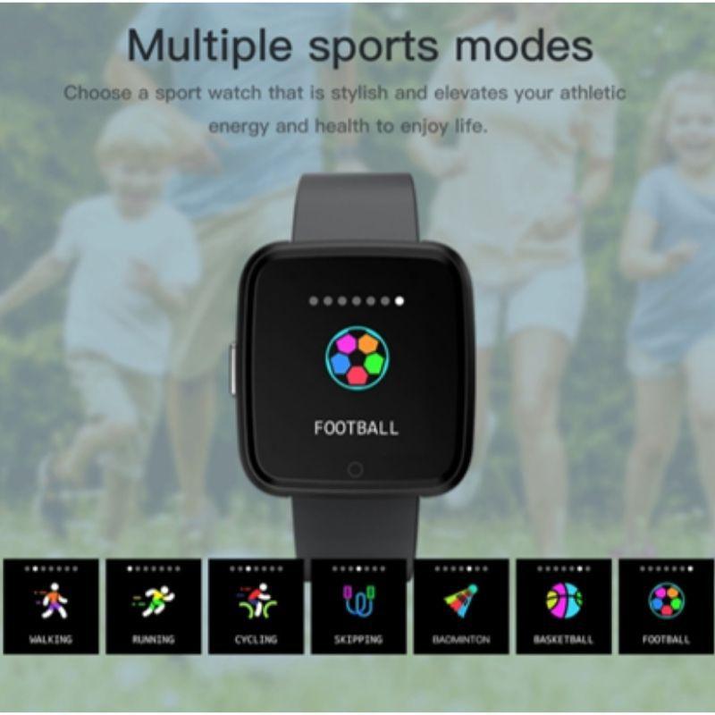 Relogio Pulseira y7 Bracelete Inteligente Modo Esporte SmartWatch Android e IOS
