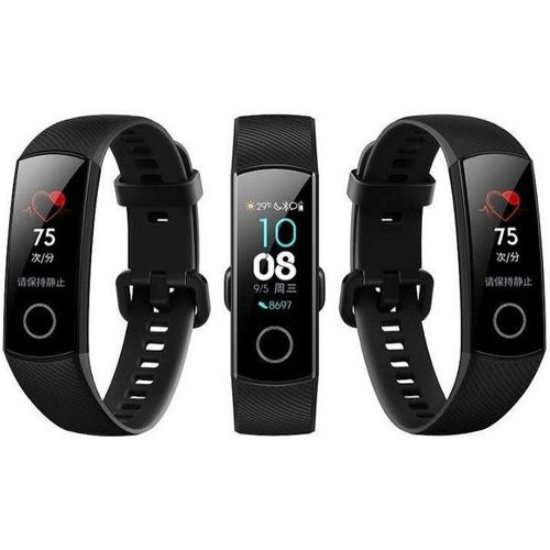 Relógio Smartwatch Huawei Honor Band 4 Treinos Notificações Caminhada Ciclismo