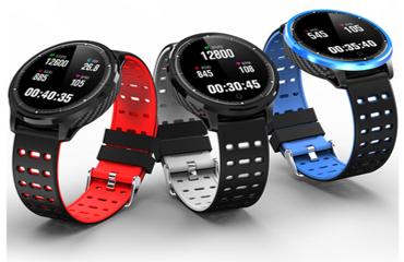 Relógio SmartWatch  Inteligente P71 Bluetooth, Facebook Whatsapp Esportes e Saúde Preto