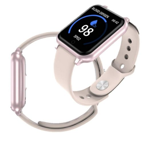 Relógio Smartwatch T70 Android, WhattsApp Face  Bluetooth - Rosa