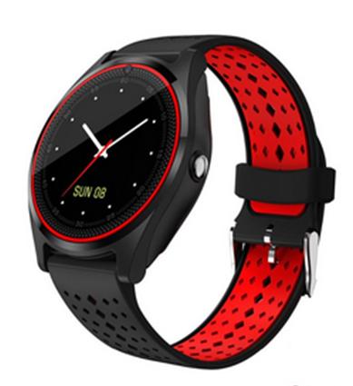 Relogio SmartWatch V9 Pulseira Bracelete Inteligente  Android e IOS