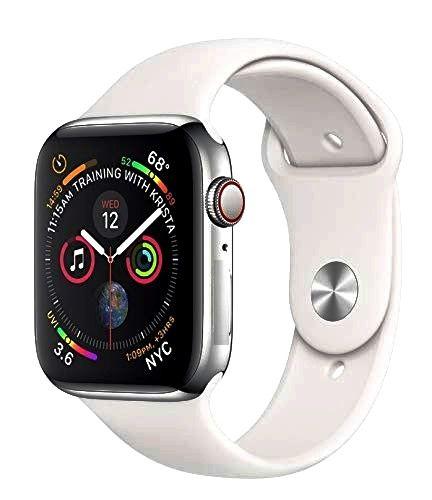 Relógio SmartWatch IW8 8 LITE Facebook Whats ligações telefonicas W34 Prata