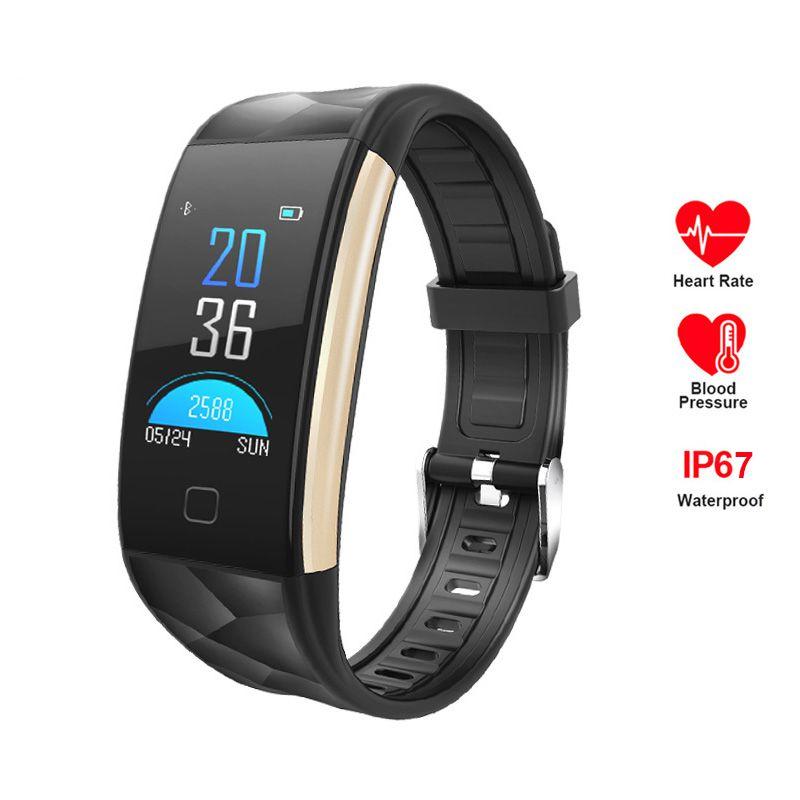 Relogio T20 Smartband Inteligente SmartWatch  Plus Android e IOS Preto