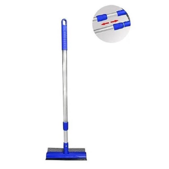 Rodo Limpa Vidros Azulejos Cabo Extensível