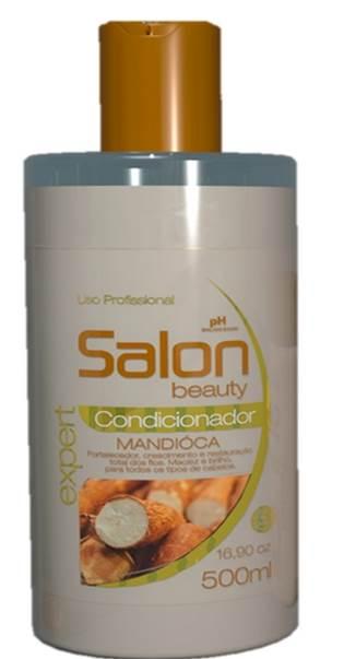 Salon Beauty Condicionador Mandioca 500ml