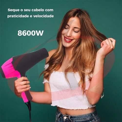 Secador de Cabelo Profissional   8600W 220V