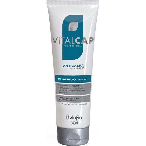 Shampoo Anticaspa VITALCAP 240ml