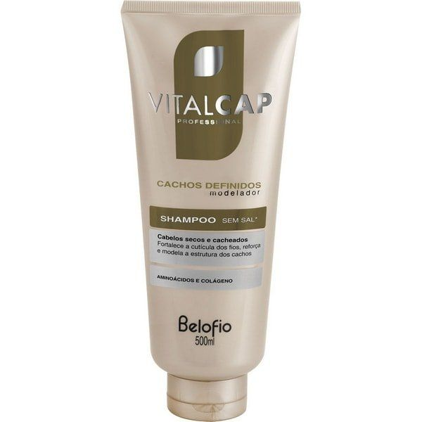 Shampoo Cachos Definidos VITALCAP 500ml
