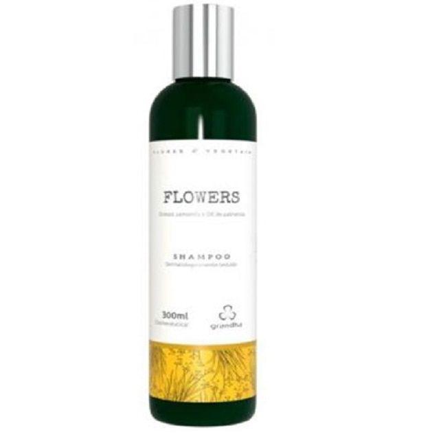 Shampoo Grandha Flowers Flores e Vegetais  300ml
